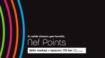 Nef Points projesi Kağıthane 06 satış fiyatları