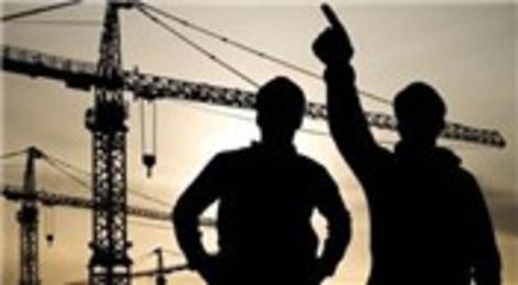 İnşaat sektöründeki kredilerin yüzde 72.2'si İstanbul ve Ankara'da kullanıldı