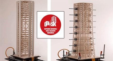 DASK'tan Üniversiteler arası depreme dayanıklı bina tasarımı yarışması