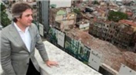 Ahmet Misbah Demircan 'Okmeydanı Şanzelize gibi olacak'