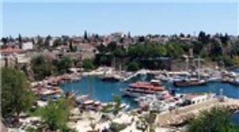 Antalya Manavgat'ta satılık 660 dönüm arsa