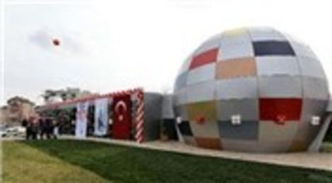 Sancaktepe Bilim, Deney ve Gözlemevi Merkezi hizmete açıldı