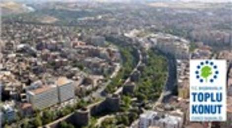 TOKİ Diyarbakır'da gelir paylaşımı yöntemi ile arsa satıyor