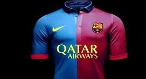Barcelona'nın yeni forması basına sızdı