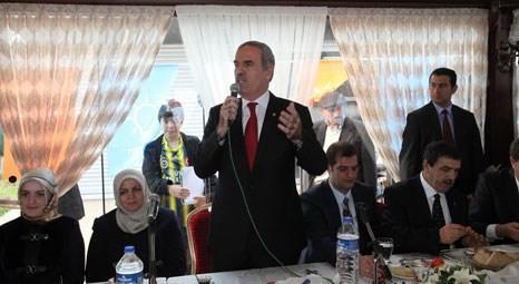 Recep Altepe 'Mudanya'da değişimin zirvesi yaşanacak'