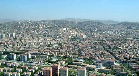 TOKİ Ankara Yenimahalle'de gelir paylaşımı yöntemi ile arsa satacak