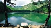 Amasya'daki Boraboy Gölü tabiat parkı ilan edildi