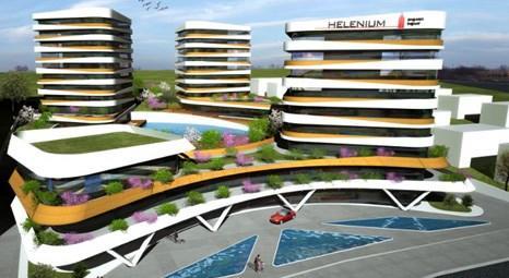 Helenium Başarır İnşaat Garden fiyatları
