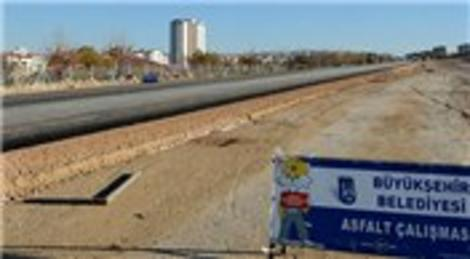 Ankara'da ODTÜ Yolu olarak bilinen 1071 Malazgirt Bulvarı 25 Şubat'ta açılıyor