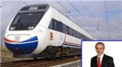 Lütfi Elvan 'Hızlı tren hattı çalışmaları sabote edilmeye çalışılıyor'