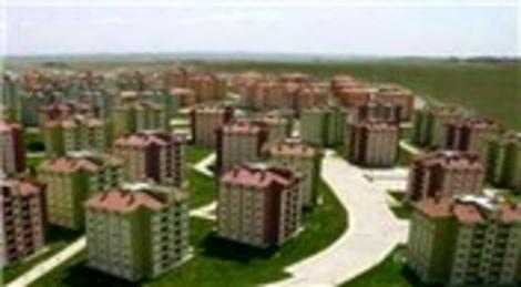 TOKİ Edirne'de 80 konut inşa edecek