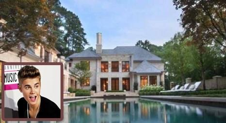 Justin Bieber Atlanta'da 11 milyon dolara yeni ev alıyor