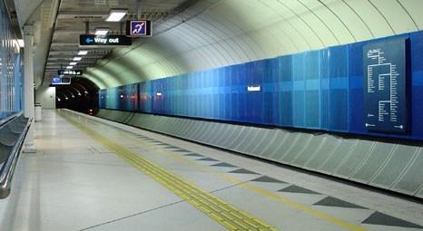 Marmaray Gebze-Halkalı hattına 21 Şubat gecesi elektrik verilecek