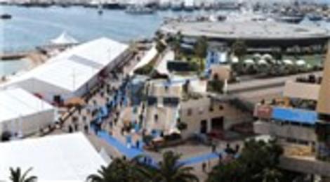 Cannes'da MIPIM Fuarı için geri sayım başladı