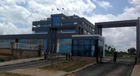 Nijerya'da Türkiyeli hayırseverlerin hastanesi açıldı