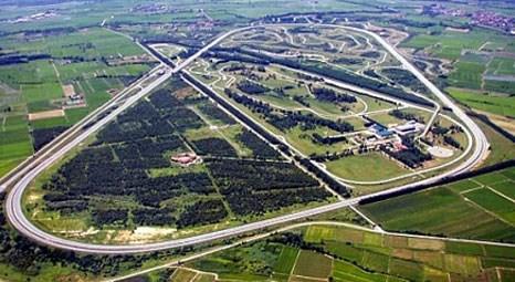 Bursa'ya Avrupa'nın 2. yüksek hız otomotiv test merkezi yapılıyor