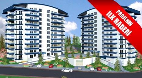 İpek Park Evleri'nde fiyatlar 230 bin TL'den başlıyor