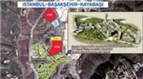 Emlak Konut GYO Kayabaşı'nda 143 dönüm arsa satıyor