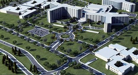 Adana'da yapılacak Entegre Sağlık Kampüsü ile turizm hareketlenecek