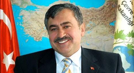 Veysel Eroğlu 'İstanbul'da su kesintisi olursa bıyıklarımı keseceğim'
