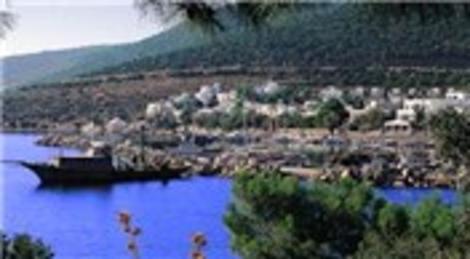 Bodrum Turgutreis'te 5 villa 10.6 milyon liradan satışta