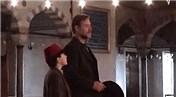 Russell Crowe film çekimi için Sultanahmet Camisi'ne gitti
