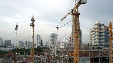 TÜİK 'İnşaat sektöründe istihdam yüzde 1.5 azaldı'