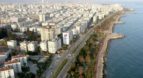 Mersin'de 5 taşınmaz 3.1 milyon liraya icradan satışa çıktı