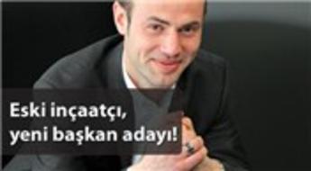 Esenyurt'ta inşaatçıydı, Kadıköy'ün yeni başkan adayı oldu