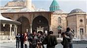 Konya Mevlana Müzesi'nin mescidi 89 yıl sonra yeniden ibadete açıldı