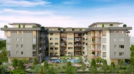 Gaia Premium Houses'da çok özel daireler