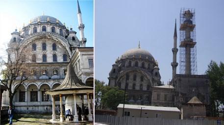 İstanbul Vakıflar, Beyoğlu Nusretiye Camisi'ni restore ettiriyor