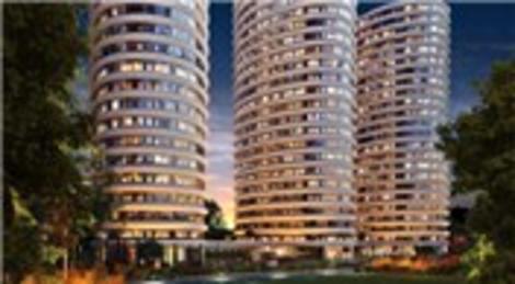 Concord İstanbul'da fiyatlar 307 bin TL'den başlıyor