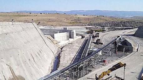 Ankara'ya Bolu Gerede suyu yıl sonunda ulaşacak