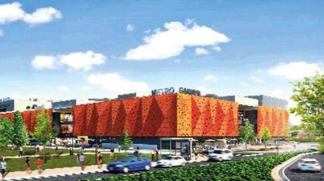 Sur Yapı, Metrogarden AVM'nin açılışını önümüzdeki ay yapacak