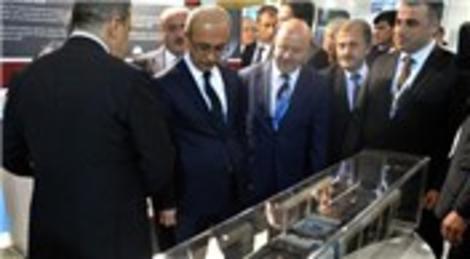 4. Demiryolu, Hafif Raylı Sistemler, Altyapı ve Lojistik Fuarı açıldı