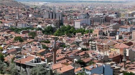 Afyonkarahisar Belediyesi Akçin Köyü'nde 2 arsa satıyor