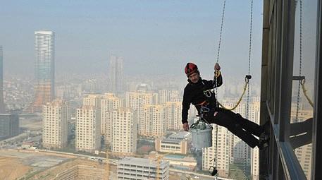 Endüstriyel dağcılık, yüksek binalarda kazanç kapısı haline geldi