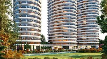 Concord İstanbul'un ilk etabında son 150 rezidans