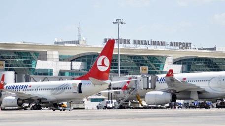 Atatürk Havalimanı, Avrupa'da 3. sıraya yükseldi