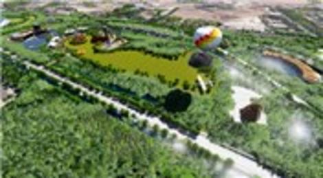 Kayseri Hava İkmal Şehir Parkı, Türkiye'nin en büyük parkı olacak