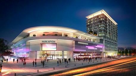 ECE Türkiye'nin Afyon'daki yeni AVM'sinin inşaatına başlandı