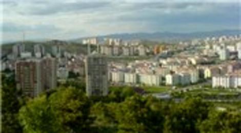 Ankara Büyükşehir Belediyesi 3 milyon 843 bin liraya taşınmaz satıyor