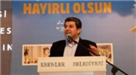 Mehmet Tevfik Göksu, Esenler'deki 62 projeyi kamuoyuyla paylaşacak