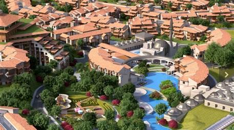 Bolu'da 250 milyon dolarlık tatil kasabası hayata geçiyor