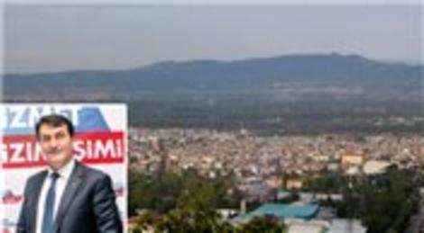 Mustafa Dündar 'Bursa Osmangazi'de kentsel dönüşümü kent meydanı ile sürdüreceğiz'