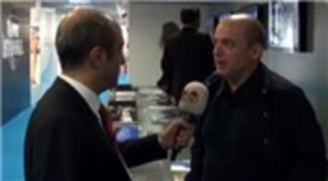 Murat Tabanlıoğlu 'İstanbul, büyük metropoller arasına giriyor'