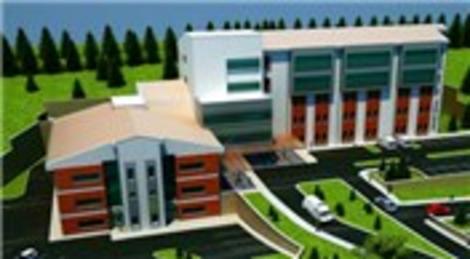 TOKİ Artvin'de 50 yataklı hastane inşa edecek