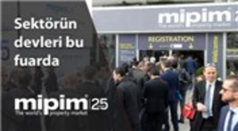 MIPIM 2014 Fuarı'nın nabzı emlaktasondakika.com'da attı
