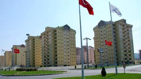 TOKİ Samsun'da 143 konut yapacak
